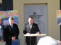"""Dirk Meisgeier, Sprecher der BI """"Masse gegen Trasse"""""""