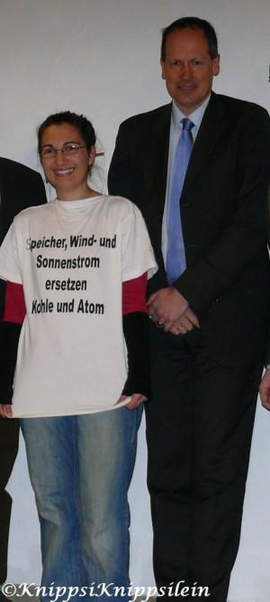 Speicher, Wind und Sonnenstrom, ersetzen Kohle und Atom!