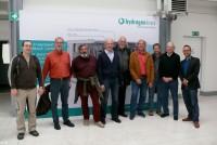 Christian Baur (Megatrasse-VG-Nordendorf), Dr. Thomas Gründer (BI Altdorf), Georg Stumpf (BI Leinburg), Matthias Grobleben (BI Altdorf), Olaf Lüttich (BI Leinburg), Martin Stegmair (BI Megatrasse-Lech), Manfred Burzler (BI Oberhausen), Peter Schneider (HYDAC International), Dr. Martin Schneider (Hydrogenious Technologies)